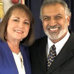 Rabbi Amnon & Rebbetzin Lynette Shor