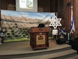 Messianic Congregation Pulpit